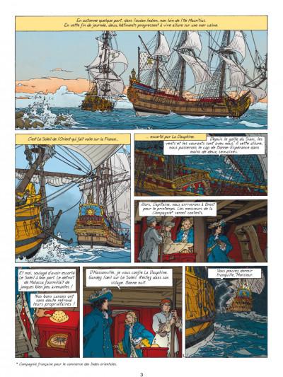 Page 1 Loïs tome 6 - dans les griffes du faucon