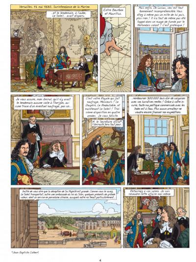 Page 2 Loïs tome 6 - dans les griffes du faucon