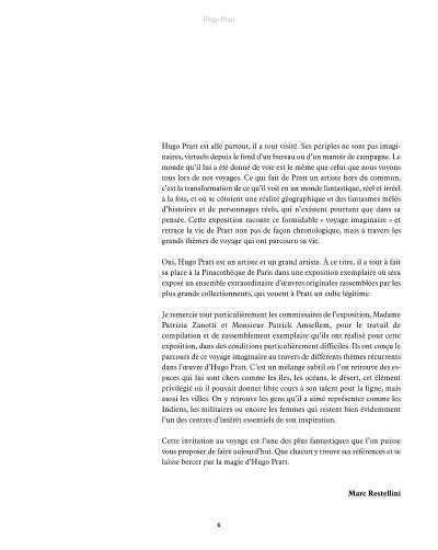 Page 6 Le voyage imaginaire d'Hugo Pratt