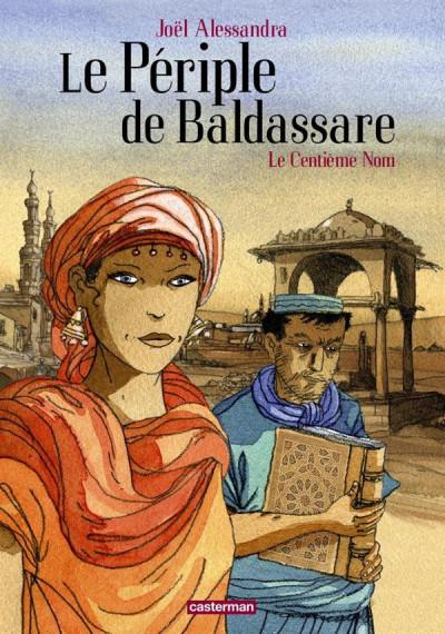 image de Le périple de Baldassare tome 1 - le centième nom