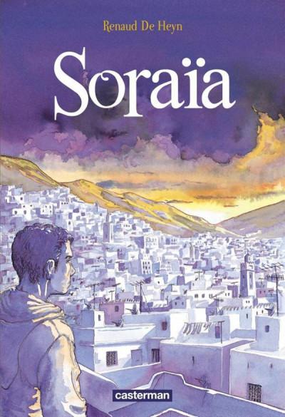 Couverture Soraïa