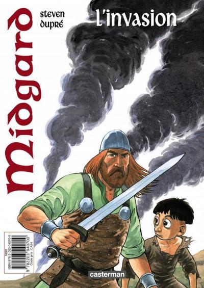 image de Midgard tome 1 - l'invasion - l'évation