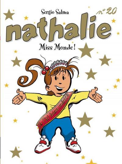 image de Nathalie tome 20 - miss monde !