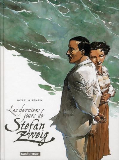 Couverture Les derniers jours de Stefan Zweig