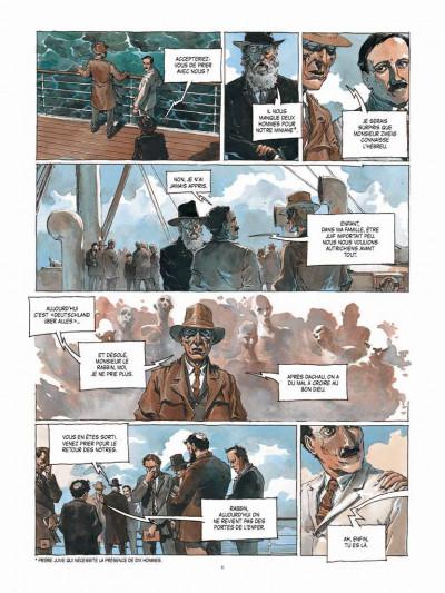 Page 4 Les derniers jours de Stefan Zweig