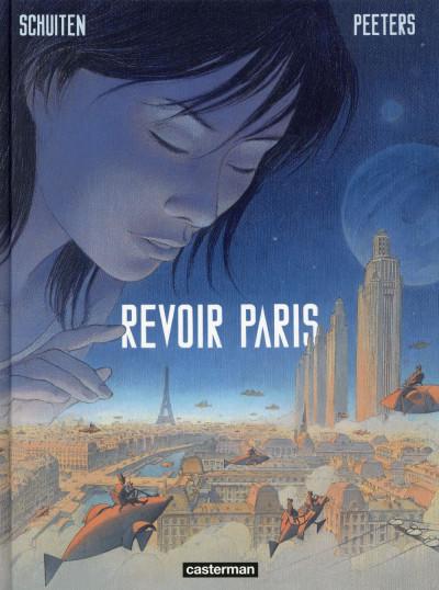 Couverture Revoir paris tome 1