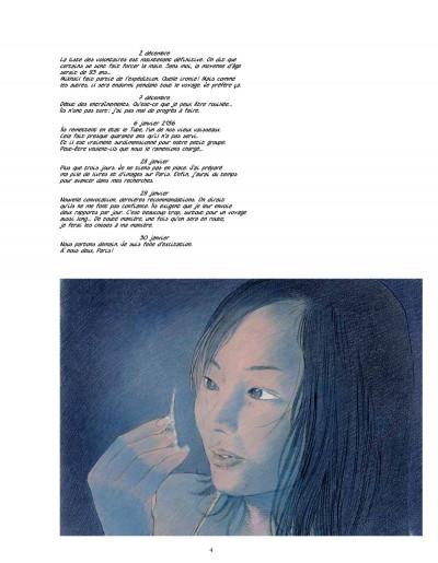 Page 2 Revoir paris tome 1