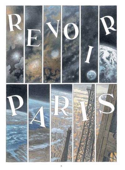 Page 3 Revoir paris tome 1