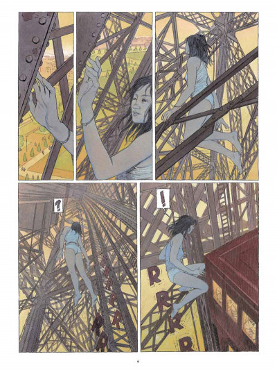 Page 4 Revoir paris tome 1