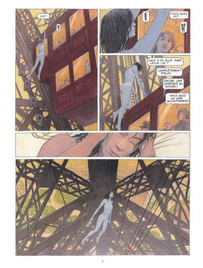 Page 5 Revoir paris tome 1