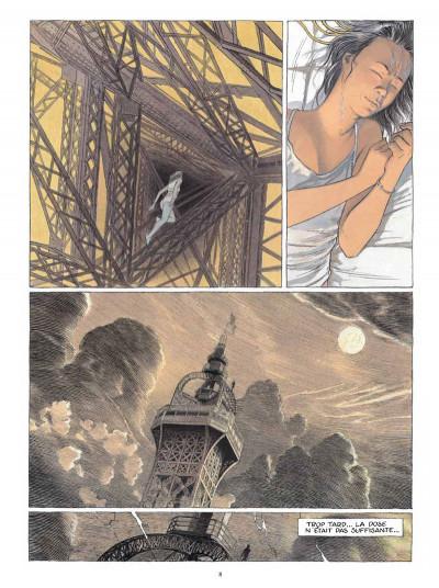 Page 6 Revoir paris tome 1
