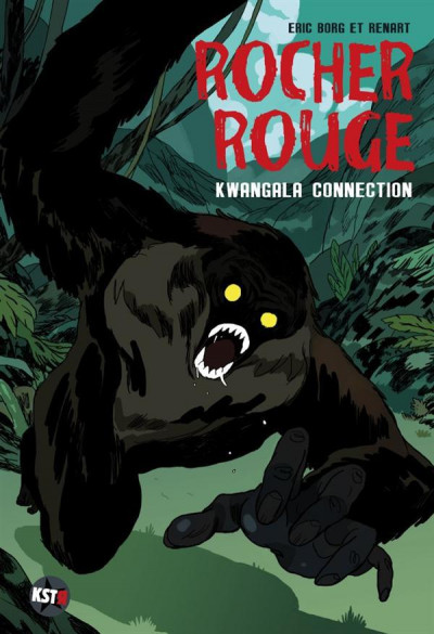 image de Rocher rouge tome 2 - kwangala connection