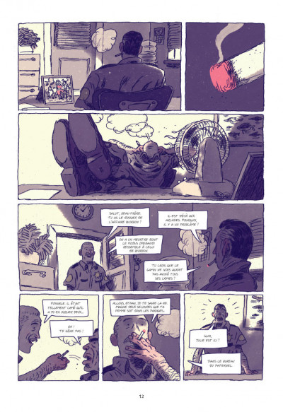 Page 4 Burn out