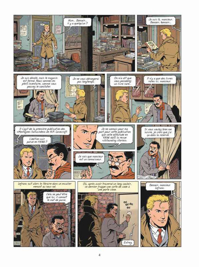 Page 2 Lefranc tome 26