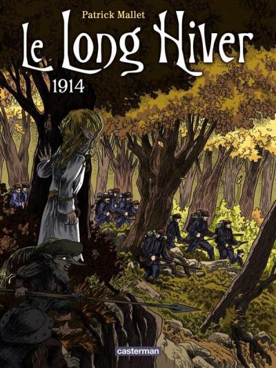 Couverture Le long hiver tome 1 - 1914