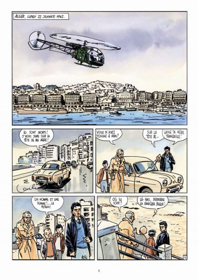 Page 1 Alger la noire
