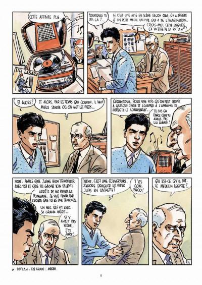 Page 4 Alger la noire