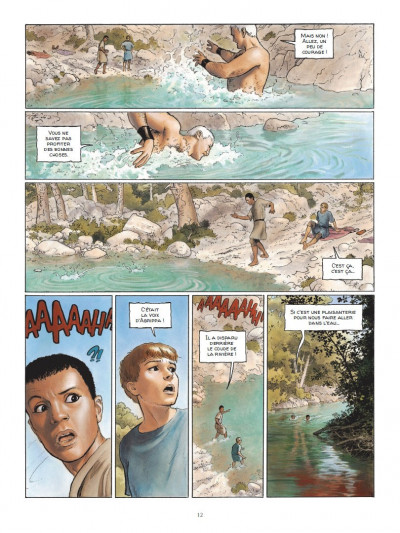 Page 0 Alix Senator tome 1
