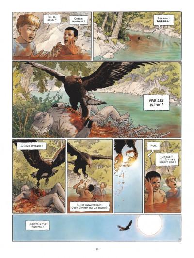 Page 1 Alix Senator tome 1