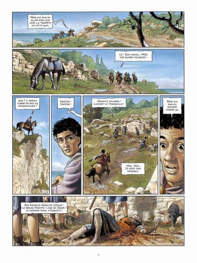 Page 2 Alix Senator tome 1