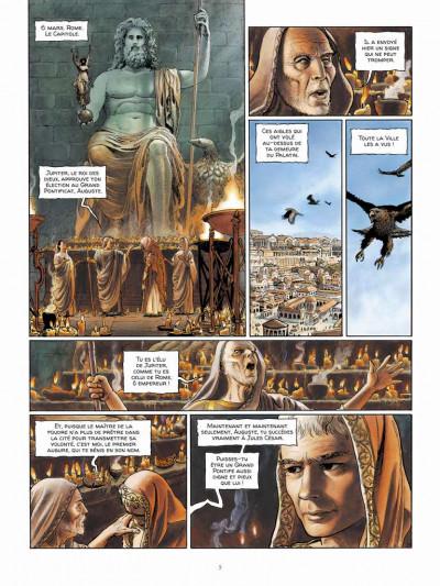 Page 3 Alix Senator tome 1