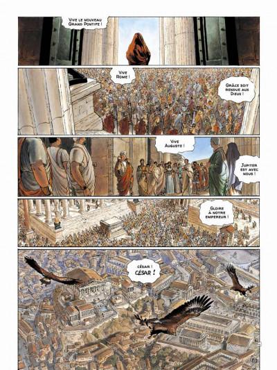 Page 4 Alix Senator tome 1