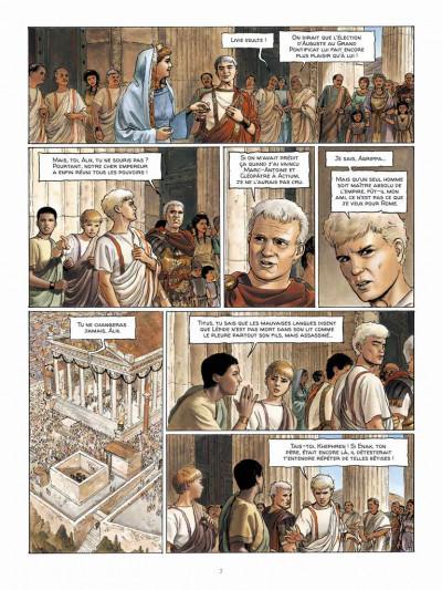 Page 5 Alix Senator tome 1