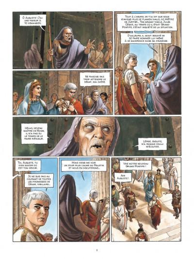 Page 6 Alix Senator tome 1