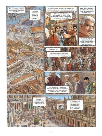 Page 7 Alix Senator tome 1