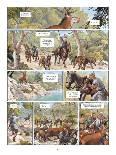 Page 8 Alix Senator tome 1