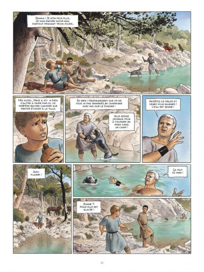 Page 9 Alix Senator tome 1