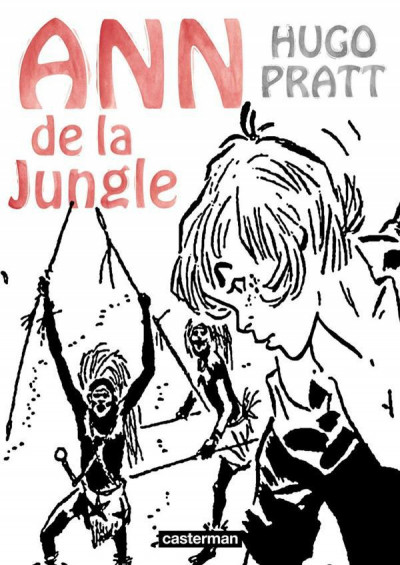 Ann De La Jungle Integrale Noir Et Blanc Bdfugue Com
