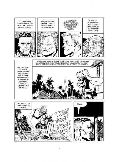Page 2 Ann de la jungle - intégrale noir et blanc