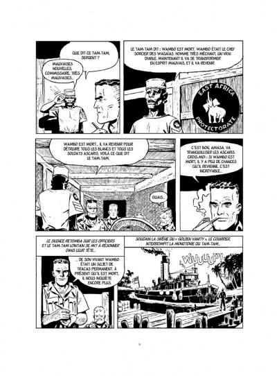 Page 3 Ann de la jungle - intégrale noir et blanc