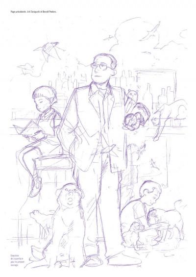 Page 2 Jiro Taniguchi l'homme qui dessine - entretiens