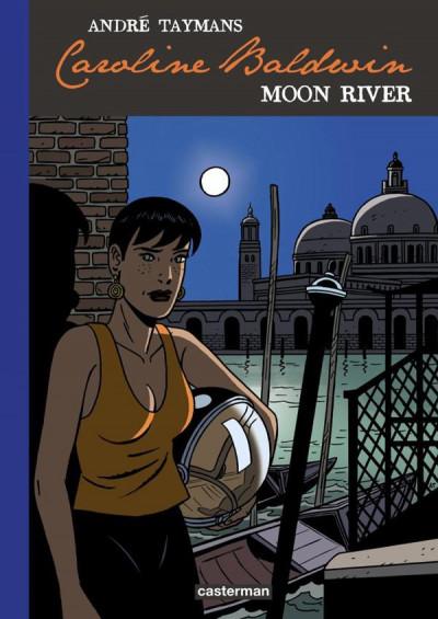 Couverture Caroline Baldwin tome 1 édition spéciale - moon river