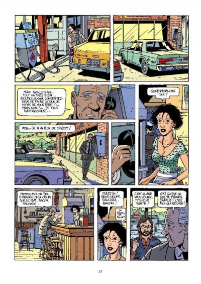 Page 5 Caroline Baldwin tome 1 édition spéciale - moon river