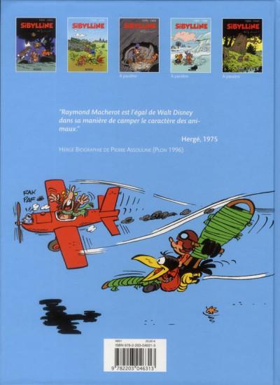 Dos Sibylline - intégrale tome 2 - 1969-1974