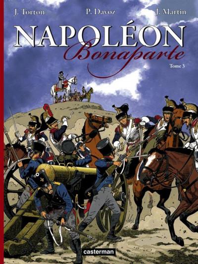 Couverture Napoléon Bonaparte tome 3