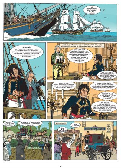 Page 1 Napoléon Bonaparte tome 3
