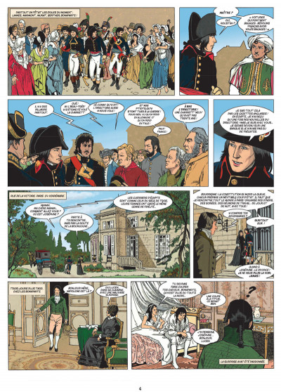 Page 2 Napoléon Bonaparte tome 3