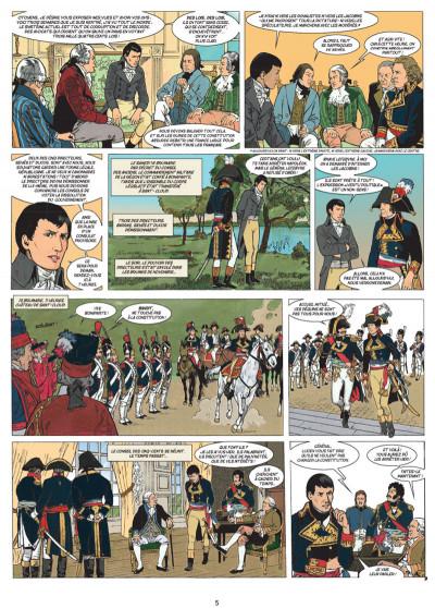 Page 3 Napoléon Bonaparte tome 3