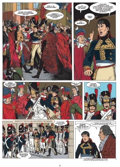 Page 4 Napoléon Bonaparte tome 3
