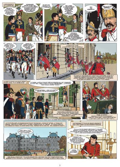 Page 5 Napoléon Bonaparte tome 3
