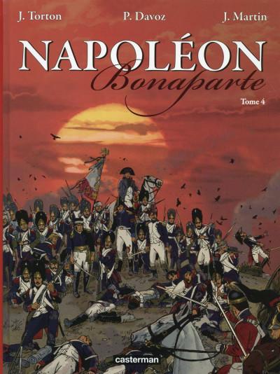 image de Napoléon Bonaparte tome 4 - Martin