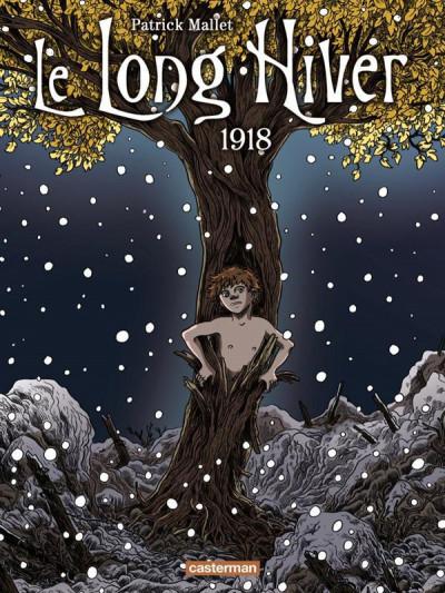 Couverture Le long hiver tome 2 - 1918