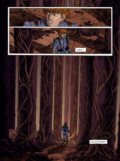 Page 1 Le long hiver tome 2 - 1918