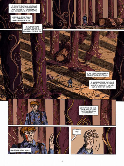 Page 2 Le long hiver tome 2 - 1918