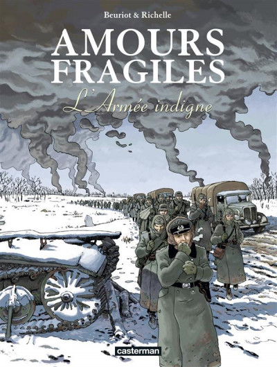 Couverture Amours fragiles tome 6