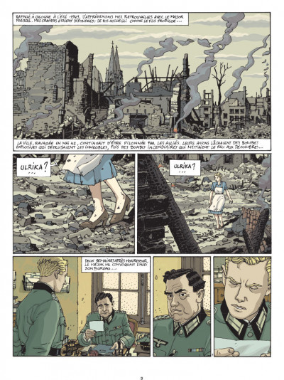 Page 1 Amours fragiles tome 6